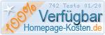 yewcom WebHosting - Verfügbarkeit WebHosting WebHoster & WebSpace